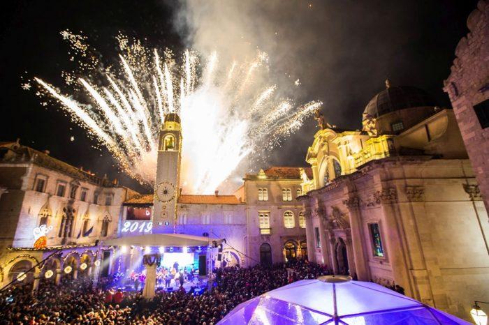 Novoletne noči Dubrovnika